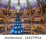 paris  france   december 8 ... | Shutterstock . vector #164275916