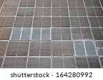 industrial background   metal... | Shutterstock . vector #164280992