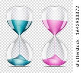 realistic transparent... | Shutterstock .eps vector #1642933372