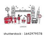 vector modern illustration...   Shutterstock .eps vector #1642979578