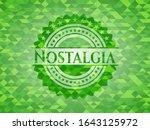 nostalgia realistic green...   Shutterstock .eps vector #1643125972