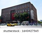 ankara  turkey. august 29  2019....   Shutterstock . vector #1643427565