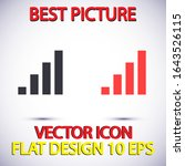 heart icon vector . lorem ipsum ...