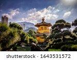 Chi Lin Nunnery and Nan Lian Garden in Hong Kong