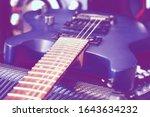 Music Background. Tool Vintage...