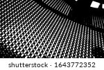 the pattern  of  blinding ...   Shutterstock . vector #1643772352