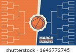March Basketball Madness. Game...