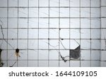 Abstract Background Old Cracke...