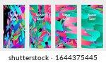 abstract social media template... | Shutterstock .eps vector #1644375445