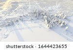 3d chicago city. suitable for... | Shutterstock . vector #1644423655