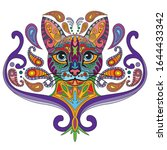 Colorful Decorative Doodle...