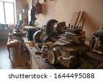 workshop of professional tar...   Shutterstock . vector #1644495088