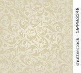 seamless background baroque... | Shutterstock .eps vector #164463248