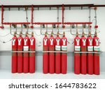 Gas Fire Suppression System Of...