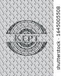kept silver color badge. scales ... | Shutterstock .eps vector #1645005508