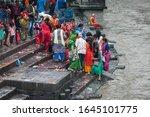Pashupatinath  Nepal   August...
