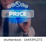 word writing text price.... | Shutterstock . vector #1645391272