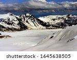 Double Glacier, Lake Clark Reserve, Alaska