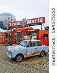Berlin   November 23  Trabant...