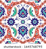 floral pattern for your design. ... | Shutterstock . vector #1645768795
