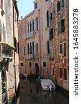 Palazzo Soranzo Van Axel on rio de Ca Widmann in Venice, Veneto, Italy.