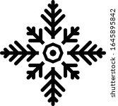 snowflake   weather icon set....