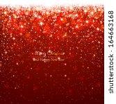 christmas background | Shutterstock .eps vector #164663168