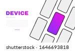 smartphone blank screen  phone...