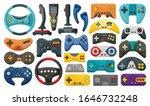 game of joystick isolated... | Shutterstock .eps vector #1646732248