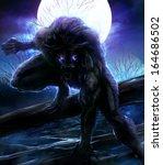 Werewolf. Angry Werewolf...
