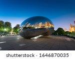 Chicago  Illinois Usa Octobre...