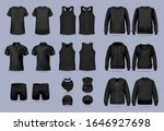 Blank Black Collection Of Men's ...