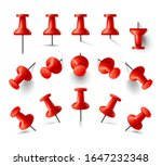 collection of various red... | Shutterstock .eps vector #1647232348