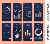 modern infographic vector... | Shutterstock .eps vector #1647257425