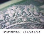 macro  pln  polish 100 zloty... | Shutterstock . vector #1647354715