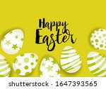 vector illustration happy... | Shutterstock .eps vector #1647393565