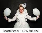 Performance Actress At Work ...