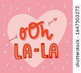 Oh La La French Love Poster ...