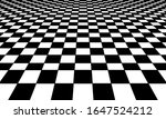 Graphic Grid Perspective Chess...