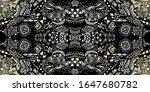 modern pattern seamless. sun...   Shutterstock . vector #1647680782