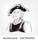 hieronymus karl friedrich baron ... | Shutterstock .eps vector #1647836962