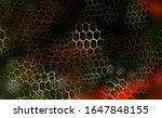 abstract bokeh. blurry effect... | Shutterstock . vector #1647848155