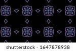 geometric kaleidoscope... | Shutterstock . vector #1647878938