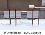 winnipeg  manitoba   canada  ...   Shutterstock . vector #1647885505