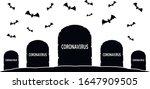 coronavirus epidemic. vector... | Shutterstock .eps vector #1647909505