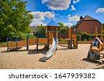 Various Wooden Playground...