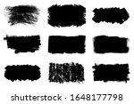 paint roller distress overlay... | Shutterstock .eps vector #1648177798