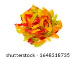 juicy colorful jelly sweets.... | Shutterstock . vector #1648318735