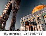 exterior view of the dome of...   Shutterstock . vector #1648487488