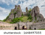 View Of The Belogradchik...